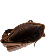 'Sudbury' Vintage Chestnut Handcrafted Leather Bag
