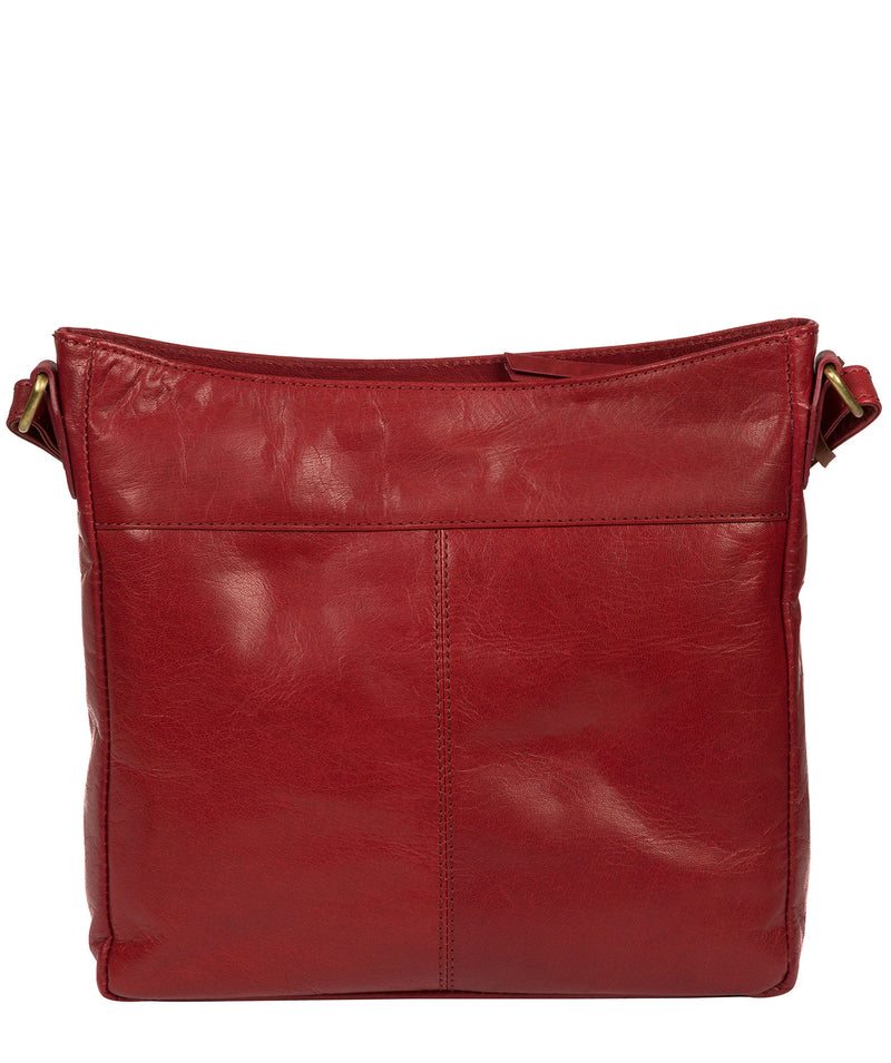 'Bon' Chilli Pepper Leather Cross Body Bag image 3