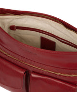 'Bon' Chilli Pepper Leather Cross Body Bag image 4