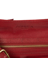 'Bon' Chilli Pepper Leather Cross Body Bag image 6