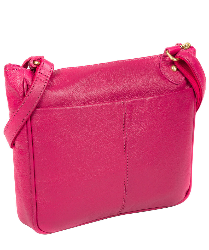 'Aria' Cabaret Leather Cross Body Bag image 3