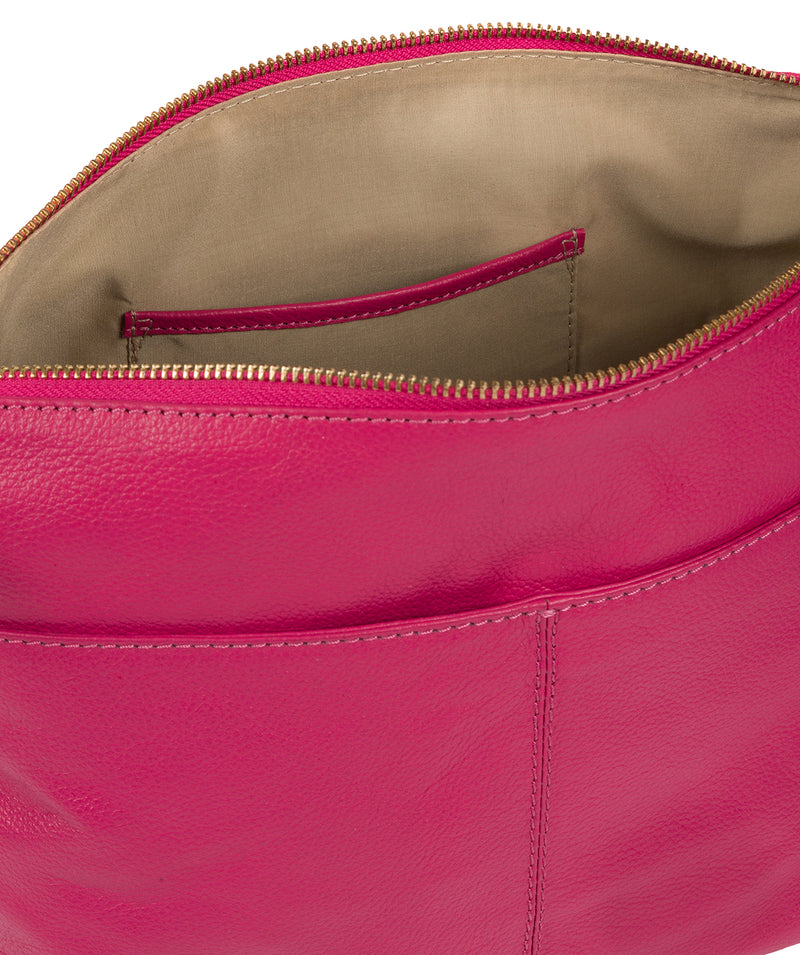 'Olivia' Cabaret Leather Shoulder Bag  image 5
