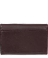 'Carey' Plum Leather Purse image 6
