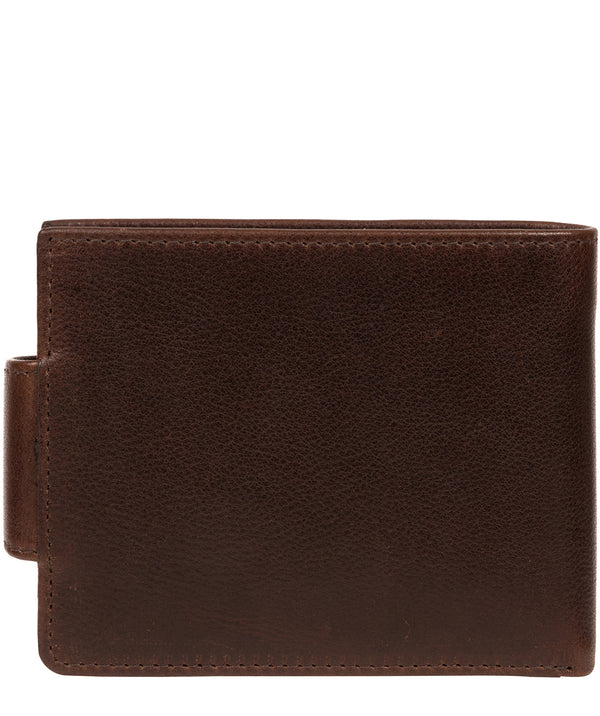 'Neeson' Brown Leather Wallet image 3