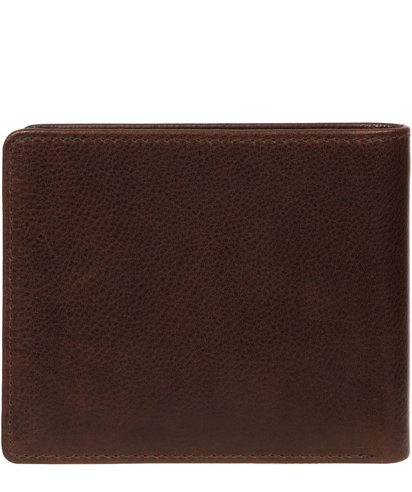 'Kingsley' Brown Leather Wallet image 3