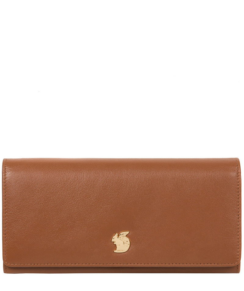 'Smith' Tan Leather Purse image 1