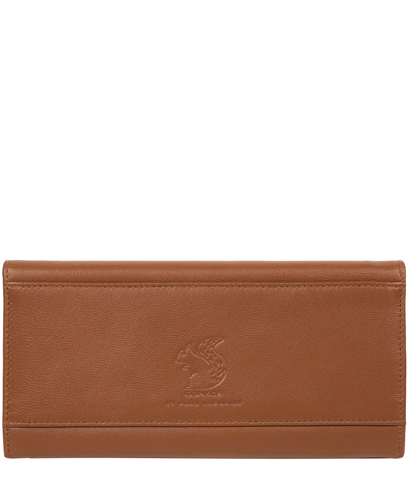 'Smith' Tan Leather Purse image 3