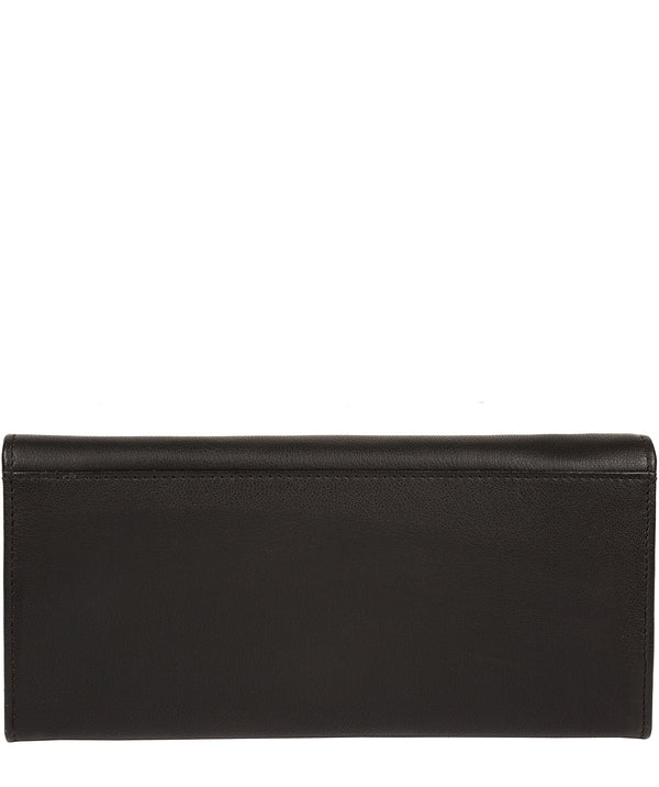 'Weisz' Black Leather Purse image 3
