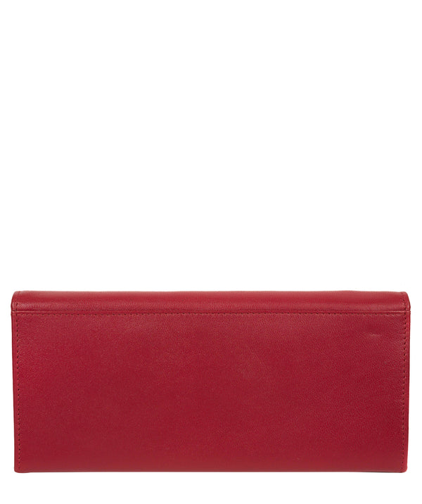 'Weisz' Red Leather Purse image 3