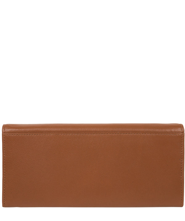 'Weisz' Tan Leather Purse image 3