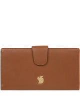 'Kaif' Tan Leather Purse image 1