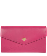 'Keston' Fuchsia Leather Purse image 1