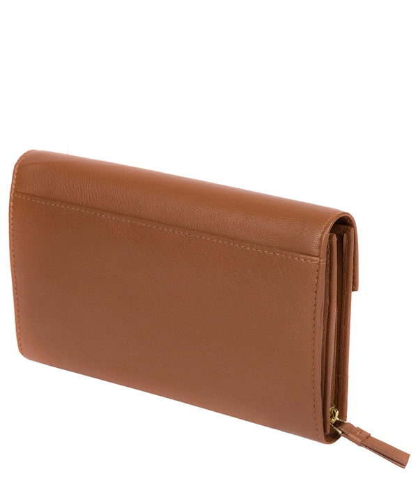 'Keston' Tan Leather Purse image 3