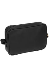 'Giulia' Black Leather Small Cross Body Bag image 3
