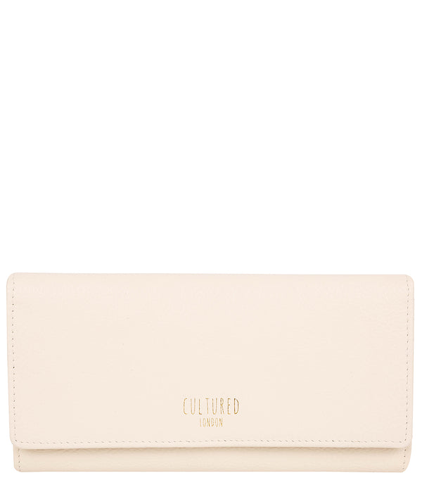 'Lorelei' Pearl Leather Purse
