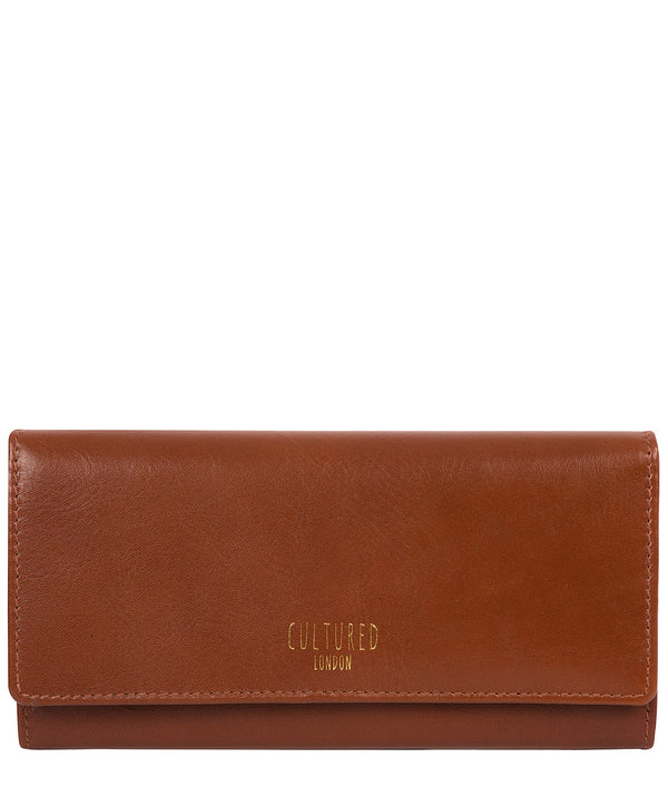 'Lorelei' Saddle Leather Purse
