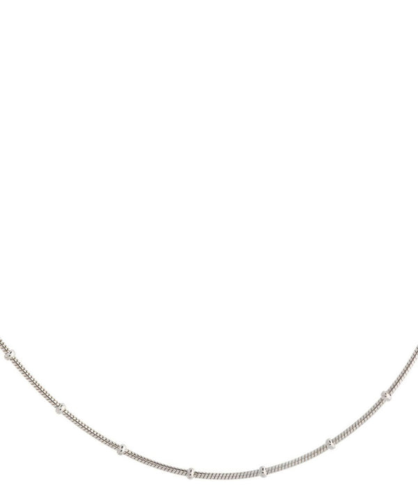 'Lia' Sterling Silver Necklace