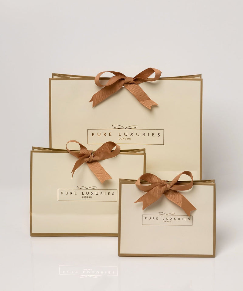 Pure Luxuries Gift Packaging Pure Luxuries London