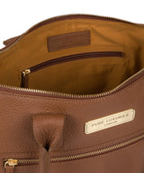 'Yeovil' Tan Leather Tote Bag image 4