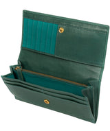 'Mayfair' Petrol Leather Purse image 3