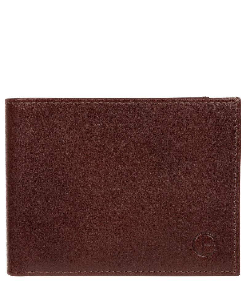 'Jones' Brown Leather Wallet image 1