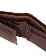 'Jones' Brown Leather Wallet image 4