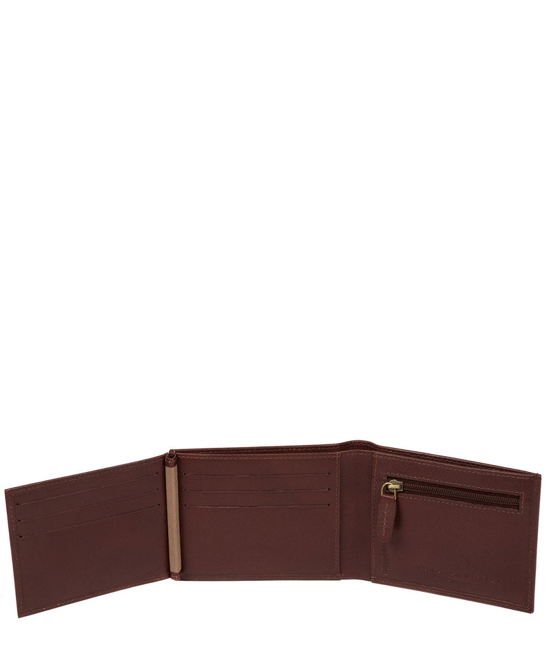 'Jones' Brown Leather Wallet image 6