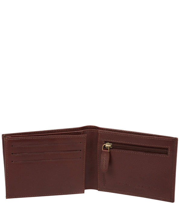 'Jones' Brown Leather Wallet image 2