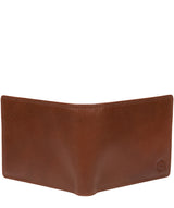 'Williams' Tan Leather Wallet image 5