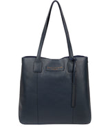 'Ruxley' Denim Leather Tote Bag image 1
