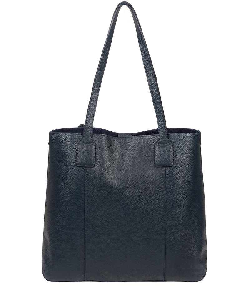 'Ruxley' Denim Leather Tote Bag image 3