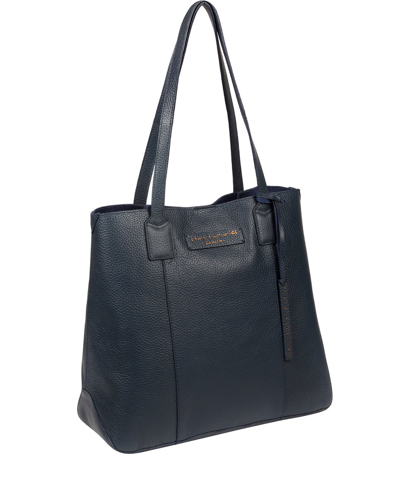 'Ruxley' Denim Leather Tote Bag image 5