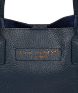 'Ruxley' Denim Leather Tote Bag image 6