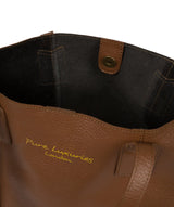 'Ruxley' Tan Leather Tote Bag image 4