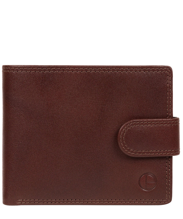 'Wilkinson' Brown Leather Wallet image 1