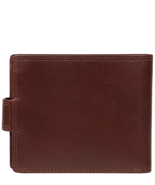 'Wilkinson' Brown Leather Wallet image 2