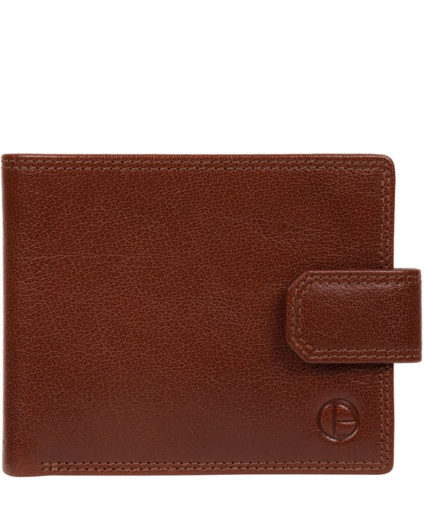 'Farrell' Tan Leather Wallet image 1