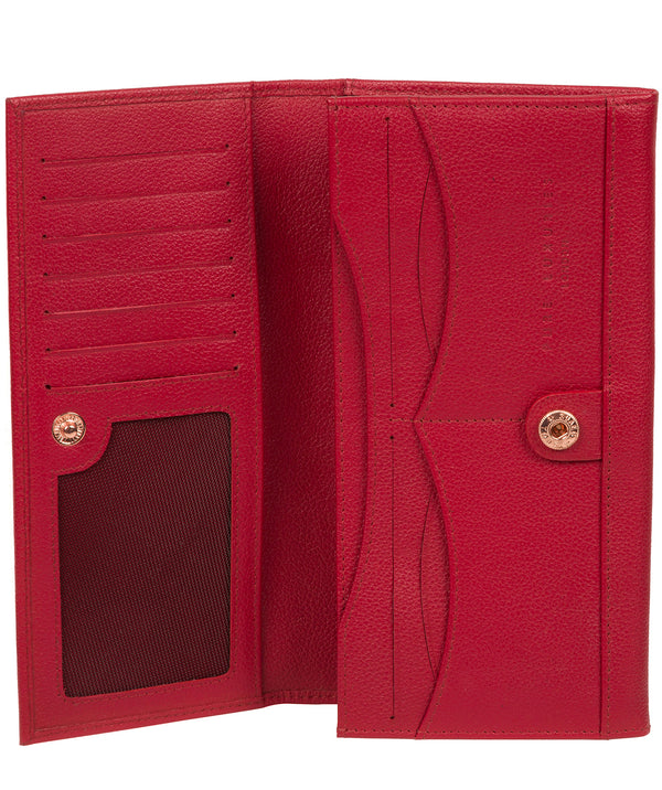 'Winslett' Cherry Leather Purse image 2