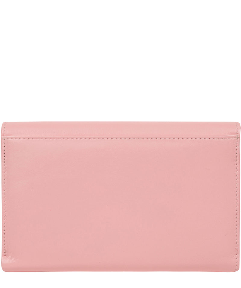 'Highgrove' Blossom Pink Leather Purse image 6