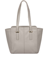 'Blakeley' Grey Leather Handbag image 3