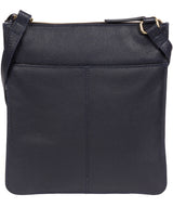 'Kenley' Navy Leather Cross Body Bag image 3