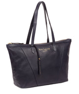 'Kelly' Ink Leather Tote Bag image 5