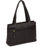 'Linton' Black & Gold Leather Handbag  image 3