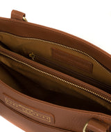 'Epworth' Tan Leather Handbag image 4