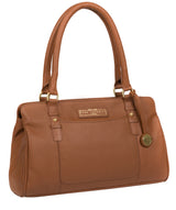 'Epworth' Tan Leather Handbag image 5