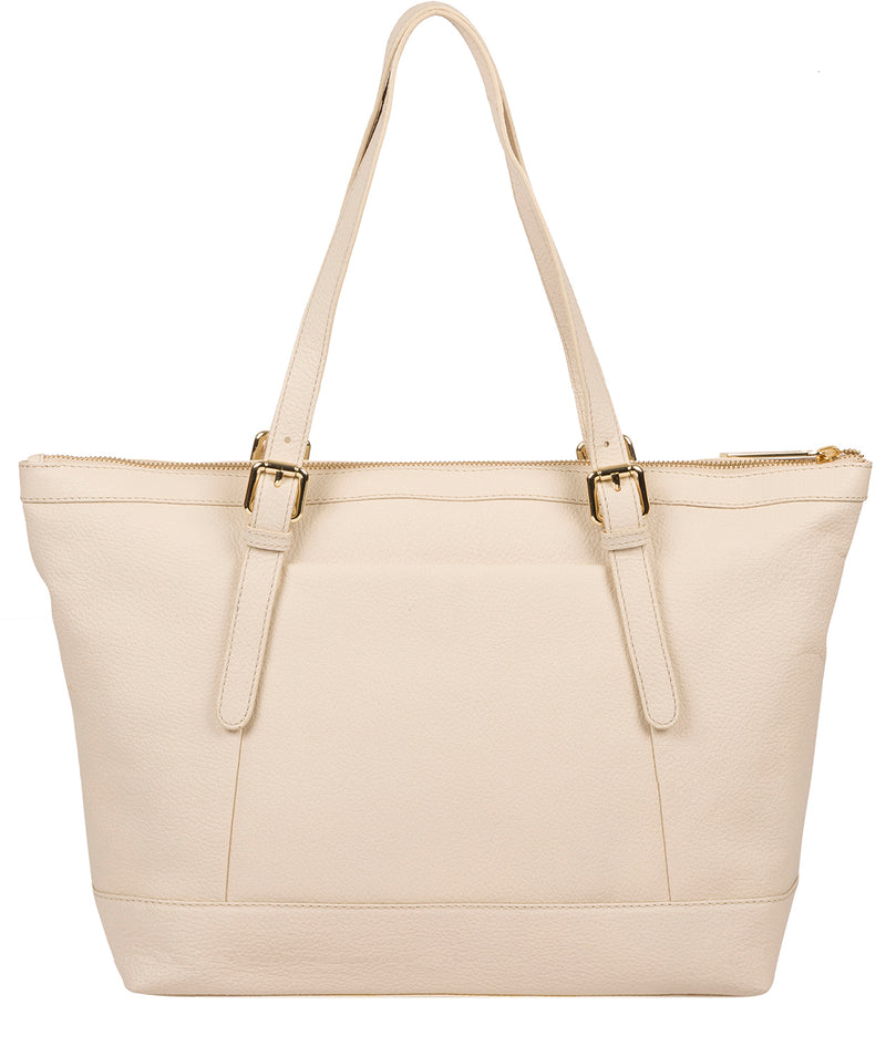 'Emily' Frappe Leather Tote Bag image 3