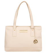 'Kate' Frappe Leather Handbag image 1