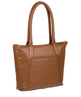 'Arundel' Tan Leather Handbag image 3