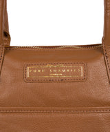 'Arundel' Tan Leather Handbag image 5