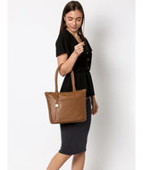 'Arundel' Tan Leather Handbag image 2